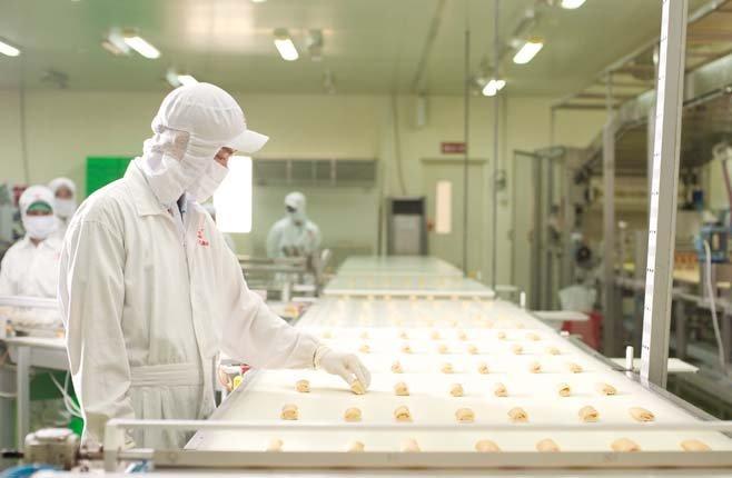 Vệ sinh thực phẩm là một tiêu chuẩn quan trọng trong GMP