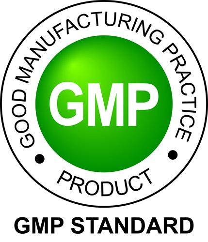 Logo chứng nhận tiêu chuẩn GMP